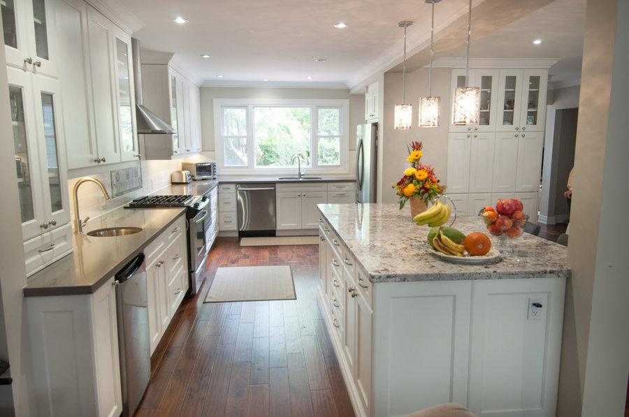 Belvenia Transitional Kitchen