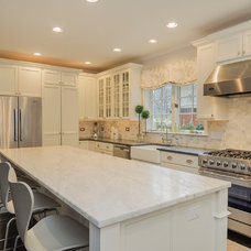 Traditional Kitchen by Sebring Services