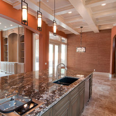 Traditional Kitchen by Iron Gate Build and Design Inc.