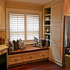 Traditional Kitchen by Interior Works Inc