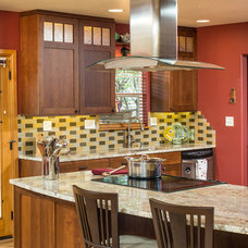 Craftsman Kitchen by Kathleen Donohue, Neil Kelly Co.
