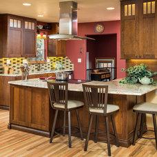 Craftsman Kitchen by Kathleen Donohue, Neil Kelly Co.