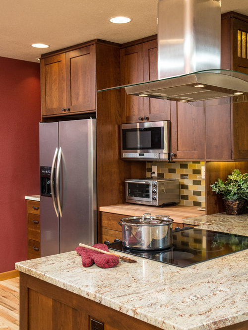 Microwave Placement | Houzz