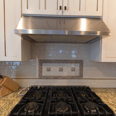 Traditional Kitchen by Tile Addict LLC