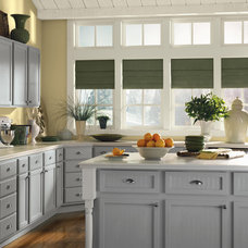 Traditional Kitchen by Benjamin Moore