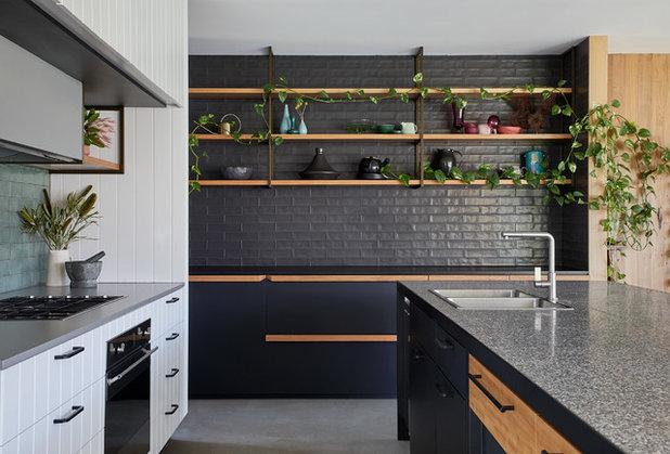 Kitchen by BENT Architecture