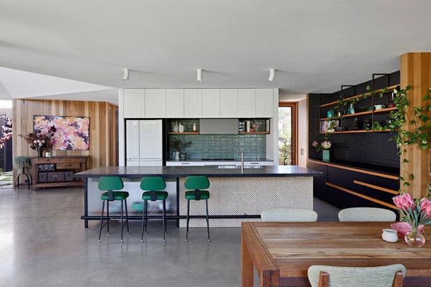 Scandinavian Kitchen by BENT Architecture