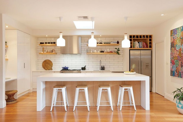 Scandinave Cuisine by Bask Interiors