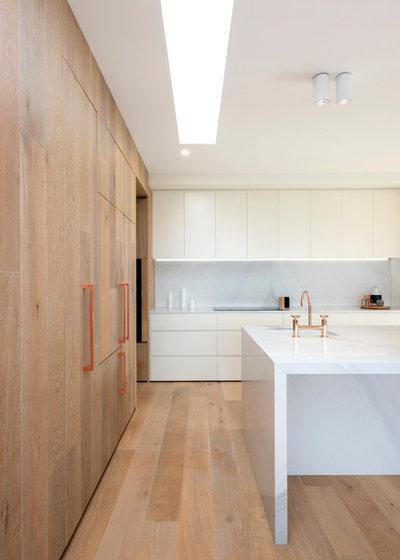 Modern Kitchen by Sketch Building Design