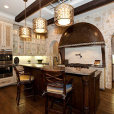 Traditional Kitchen by Bentley Premier Builders