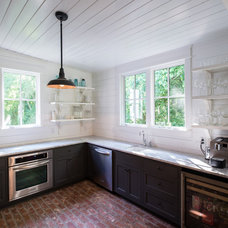 Traditional Kitchen by P. Shea Design