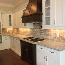 Traditional Kitchen by Bercher Homes