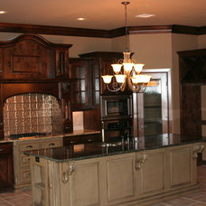 Traditional Kitchen by Adams Kirby Homes