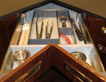 Bergen County, NJ - Cabinet Storage Ideas