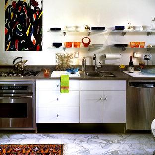 Bergen County, NJ - Contemporary - Kitchen