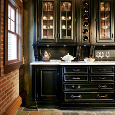 Eclectic Kitchen by The Hammer & Nail, Inc.