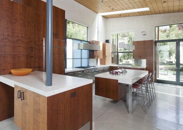 Contemporary Kitchen by WA Design Architects