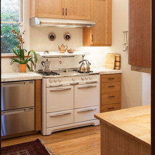 Berkeley Craftsman Kitchen Reface