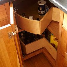 Craftsman Kitchen by NePalo Cabinetmakers