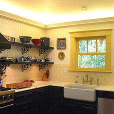 Traditional Kitchen by InsideOut Design, Inc