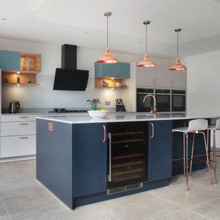 Berkhamsted Tri-Tone Kitchen