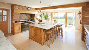 Berkshire Pippy Oak Kitchen and Pantry