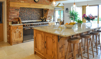 Berkshire Pippy Oak Kitchen and Pantry