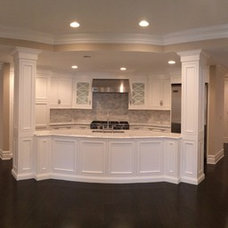 Traditional Kitchen by Stoneart-designs