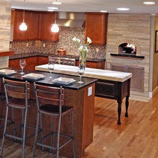 Traditional Kitchen by Berry Built and Design, inc.