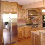 Bellevue House Craftsman Kitchen Seattle By