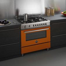Modern Kitchen by Bertazzoni