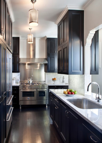 American Traditional Kitchen by Bertazzoni
