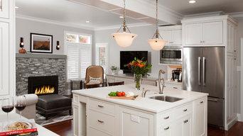 Berwyn, PA Award Winning Private Residence First Floor Remodel