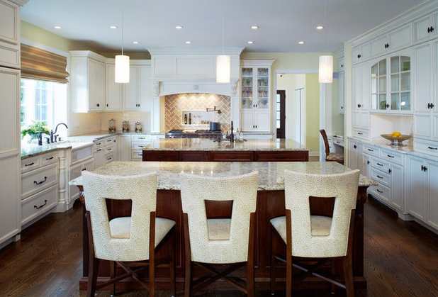 Contemporary Kitchen by Designs By Danica