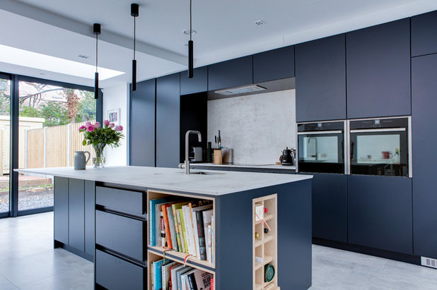 Contemporary Kitchen by Paul O'Connell Photography