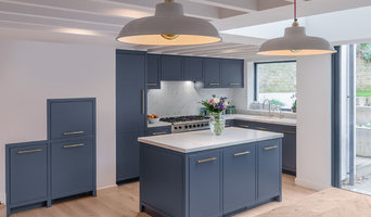 Bespoke Basement Kitchen with Island