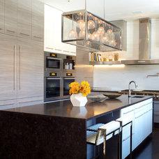 Contemporary Kitchen by Studio D - Danielle Wallinger