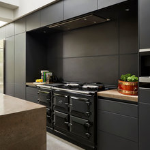 Aga and ranges: Kitchen Architecture - bulthaup