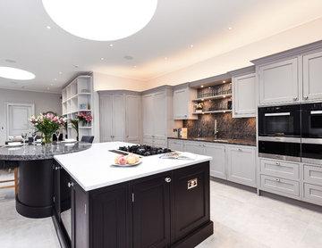 Bespoke Family Kitchen, Fulham