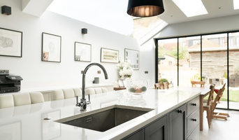 Bespoke Hand Painted kitchen - London SW12