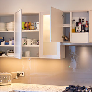 Bespoke kitchen cabinets by Liquid Space Design Ltd