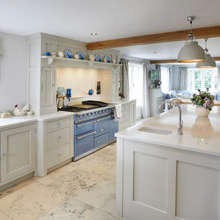 Bespoke kitchen in a family home