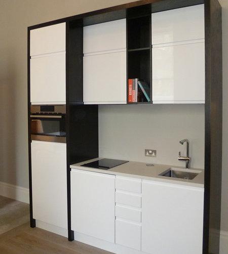 Small Kitchen Design Houzz: Tiny Kitchen Design