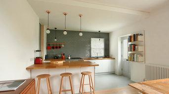 Bespoke kitchen NE46