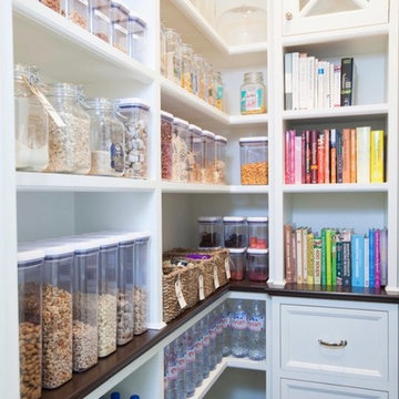 Bespoke Kitchen Storage Solutions