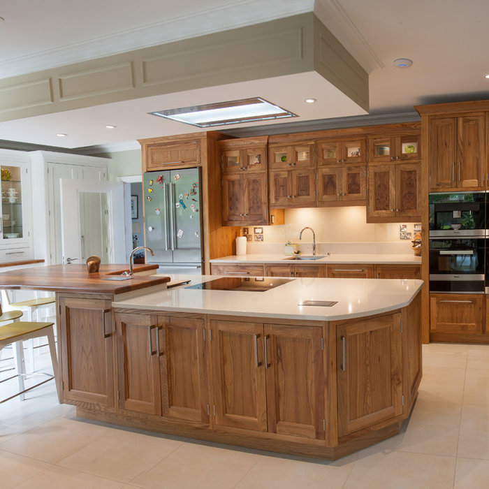 Bespoke Kitchen Units & Storage Solutions