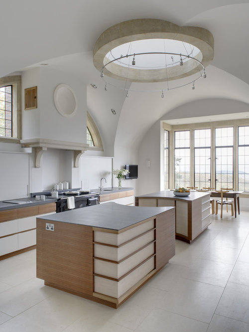 Amazing kitchens houzz for Awesome warehouse kitchen design
