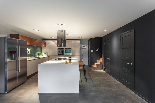 Contemporary Kitchen by Casey & Fox