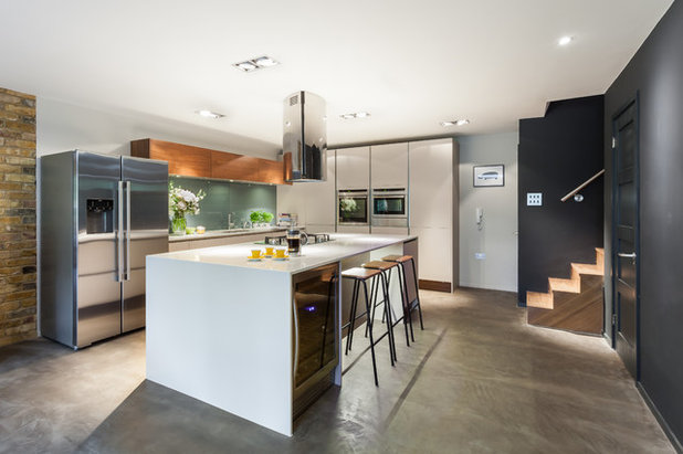 Houzz quiz what should you do with a basement for Kitchen design style quiz