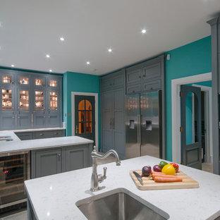 Bespoke Painted Shaker Kitchen